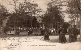 La Valbonne - Musique Au Mess Des Officiers - - Autres Communes