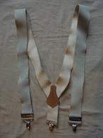 Vintage - Paire De Bretelles Pour Homme Samson - Vintage Clothes & Linen