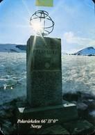 """CPM - Polarsirkelen : 66° 33' 00"""" - Norway"""