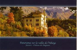 04 - JAUSIERS - LE CHÂTEAU DES MAGNANS - Autres Communes