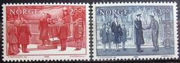 EUROPA            Année 1982         NORVEGE          N° 821/822             NEUF** - Europa-CEPT