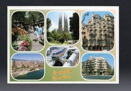 SPAGNA :  BARCELLONA -  Vedute - Viaggiata 30.06.2003 Affrancata Con Fr.llo Yvert N° 3531 - Barcelona