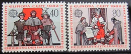 EUROPA            Année 1982         LIECHTENSTEIN          N° 732/733             NEUF** - Europa-CEPT