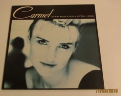 33T CARMEL : Everybody's Got A Little...soul - Soul - R&B