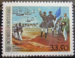 EUROPA            Année 1982         ACORES          N° 342             NEUF** - Europa-CEPT