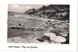 La Plage Des Graniers ** Belle Carte Dentelée Pas Courante ** Ed. De France Ryner N° 6403 - Saint-Tropez