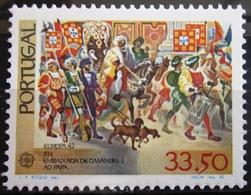 EUROPA            Année 1982         PORTUGAL          N° 1543             NEUF** - Europa-CEPT