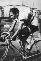 CICLISMO-FAUSTO COPPI  Della BIANCHI-AUTOGRAFATA-Original 100% /AN3- - Ciclismo