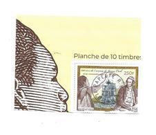 Nouveauté    Cook   Beau Cachet Et Bdf  (pag4) - Used Stamps