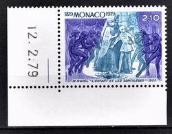 MONACO 1979 N° 1179 - NEUF** - Unused Stamps