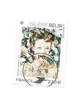 Nouveauté  VALERIE BELIN   Beau Cachet   (clasbrun1) - Oblitérés