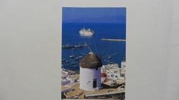 CPA ::Grèce : Mykonos - Greece