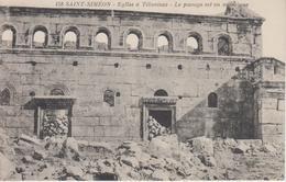 CPA Syrie - Saint-Siméon - Eglise à Télanisus - Le Pavage Est En Mosaïque - Syria