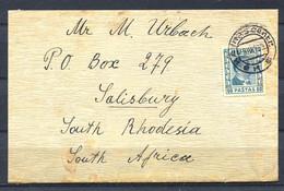 Lietuva, Litauen, 1939, To Rhodesia - Lithuania