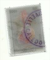 1078  Cagou  Timbre Lenticulaire    Cachet Différent Mais Beau (classnc) - Neukaledonien