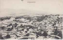 CPA Arménie - Marache - (Vue Générale De La Ville) - Armenia