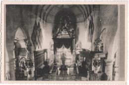 Mortsel Oude God Interieur Kerk - Photocard - Mortsel
