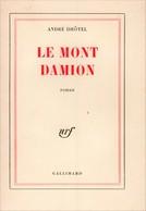 DHOTEL - LE MONT DAMION - Books, Magazines, Comics