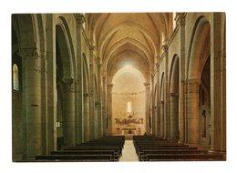 BARLETTA  (BT)   -  Basilica S. SEPOLCRO  - Sec. XI  Interno Generale - Cartolina  Non  Viaggiata - Barletta