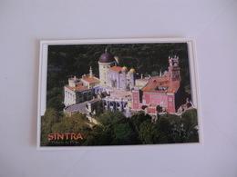 Postcard Postal Portugal Sintra Palácio Da Pena - Lisboa