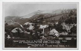 Lovagny - Seyssel Mine - Publicity For G.B Agent - Lovagny