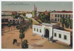 Tunis - La Kasbah Et Boulevard Bab Menara - CAP 53 - Tunisie