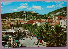 HVAR - YUGOSLAVIA (CROATIA) - Animated -   Vg - Jugoslavia