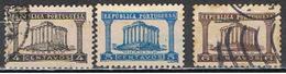 (PO 150) PORTUGAL // YVERT  576, 577, 578 // 1934-35 - 1910-... Republic