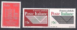 ITALIA 1994  POSTE ITALIANE SASS- 2133-2135 MNH XF(2134-2135 UNITI) - 6. 1946-.. Repubblica