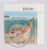 Australia 2019 Sustainable Fish - Flathead On Domestic Registered Letter - 2010-... Elizabeth II