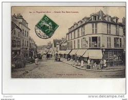 NOGENT SUR SEINE - Grande Rue Saint Laurent - Très Bon état - Nogent-sur-Seine