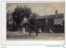 AULNAY SOUS BOIS - La Pointe Du Gros Peuple - Très Bon état - Aulnay Sous Bois