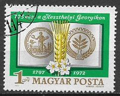 UNGHERIA 1972 SCUOLA DI AGRICOLTURA YVERT. 2255 USATO VF - Used Stamps