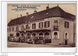 SAULIEU - Hôtel De La Cote D'Or - Très Bon état - Saulieu