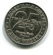 Casino Niagara Canada 25c Slot Token - Casino