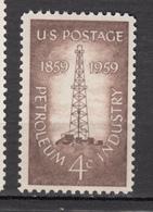 USA, MNH, Pétrole, Oil, Petroleum - Oil