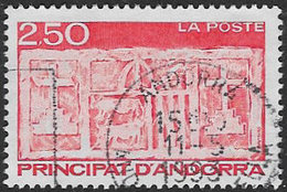Andorra (French POs) SG F448 1991 Definitive 2f.50 Good/fine Used [39/32295/7D] - French Andorra