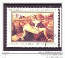 Cameroune, Peinture, Religion, Christianisme, Pièta, G. Bellini, Pâques, Easter, Painting, Art - Gemälde