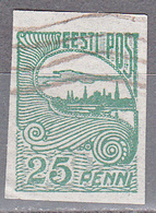 ESTONIA    SCOTT NO . 39   USED     YEAR  1920 - Estonia