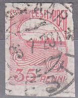 ESTONIA    SCOTT NO . 41     USED     YEAR  1920 - Estonia