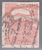 ESTONIA    SCOTT NO . 43     USED     YEAR  1920 - Estonia