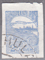 ESTONIA    SCOTT NO . 45     USED     YEAR  1920 - Estonia