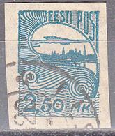 ESTONIA    SCOTT NO . 46     USED     YEAR  1920 - Estonia