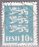 ESTONIA    SCOTT NO . 95     USED     YEAR  1928 - Estonia