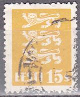 ESTONIA    SCOTT NO . 97     USED     YEAR  1928 - Estonia