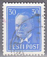 ESTONIA    SCOTT NO . 131    USED     YEAR  1936 - Estonia
