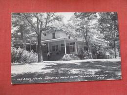 RPPC  The Bowl Hotel    National Music Camp    Interlochen  - Michigan     >> Ref 3379 - United States