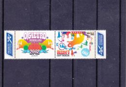2002 - Europa Cept - Nederland - Netherlands - Niederlande - Pays-Bas - YT N°1945 Et 1946** - 2002