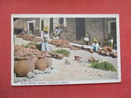 Fred Harvey H 2796  Pottery Maker Guanajuata Mexico      > Ref 3380 - Mexico