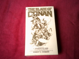 THE BLADE OF CONAN  REF  ACE SCIENCE FICTION  No 0441 11670 1 195  (1979 ) - Romans